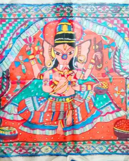 Madhubani Paintings of Lord Ganesha - Madhubani Paintings Online