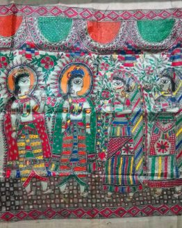 Madhubani Paintings of Ramayana