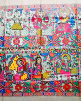 Madhubani Paintings of God Goddess